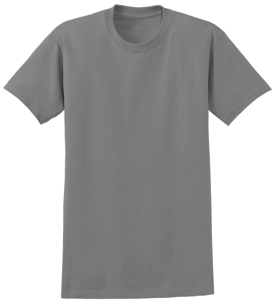 Basic Crew Tee Shirt Closeout-27