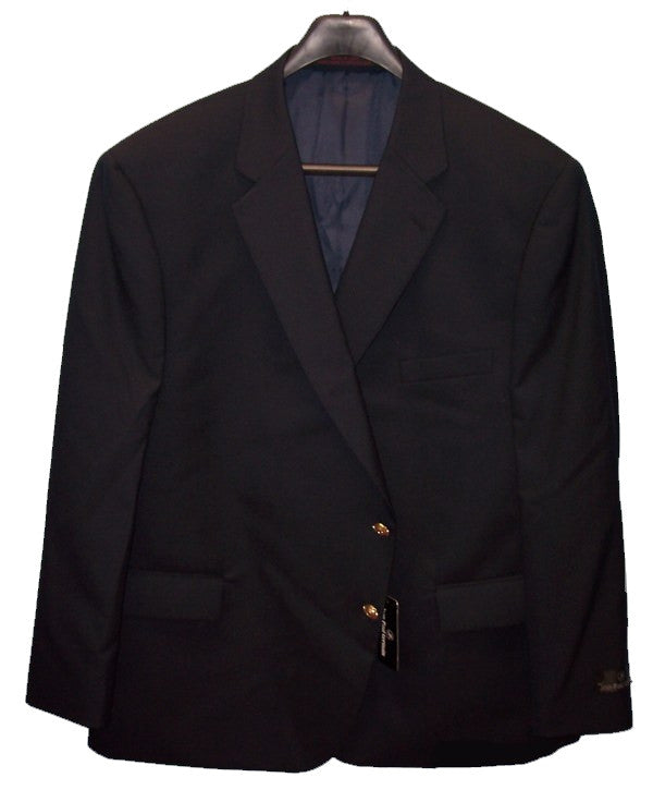 Men's 100% Wool Blazer-1