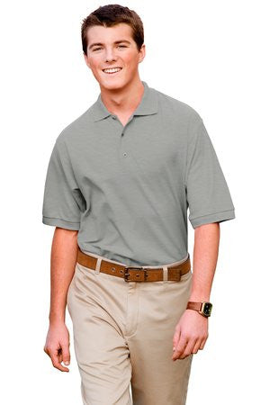 Port Authority Men's Silk Touch Polo Shirt TALLS