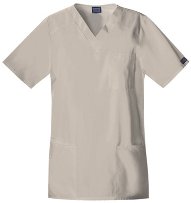 Famous Maker Tall Scrub Tops-2