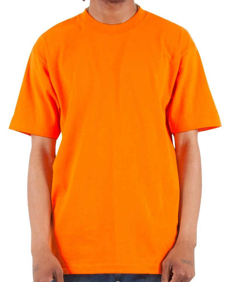 Max Heavyweight Short Sleeve Big And Tall Tee Shirt-7