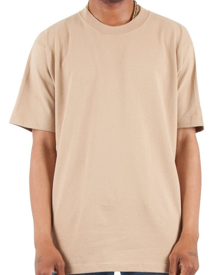 Max Heavyweight Short Sleeve Big And Tall Tee Shirt-9