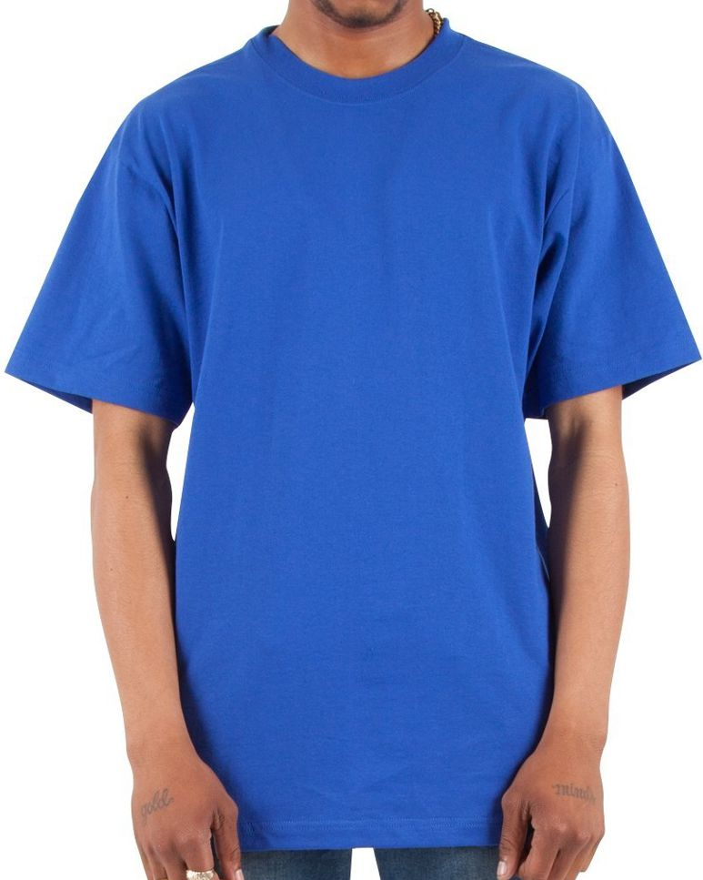 Max Heavyweight Short Sleeve Big And Tall Tee Shirt-1