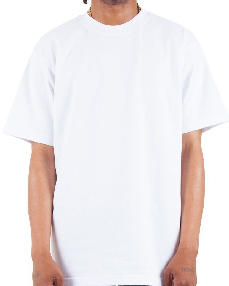 Max Heavyweight Short Sleeve Big And Tall Tee Shirt-3
