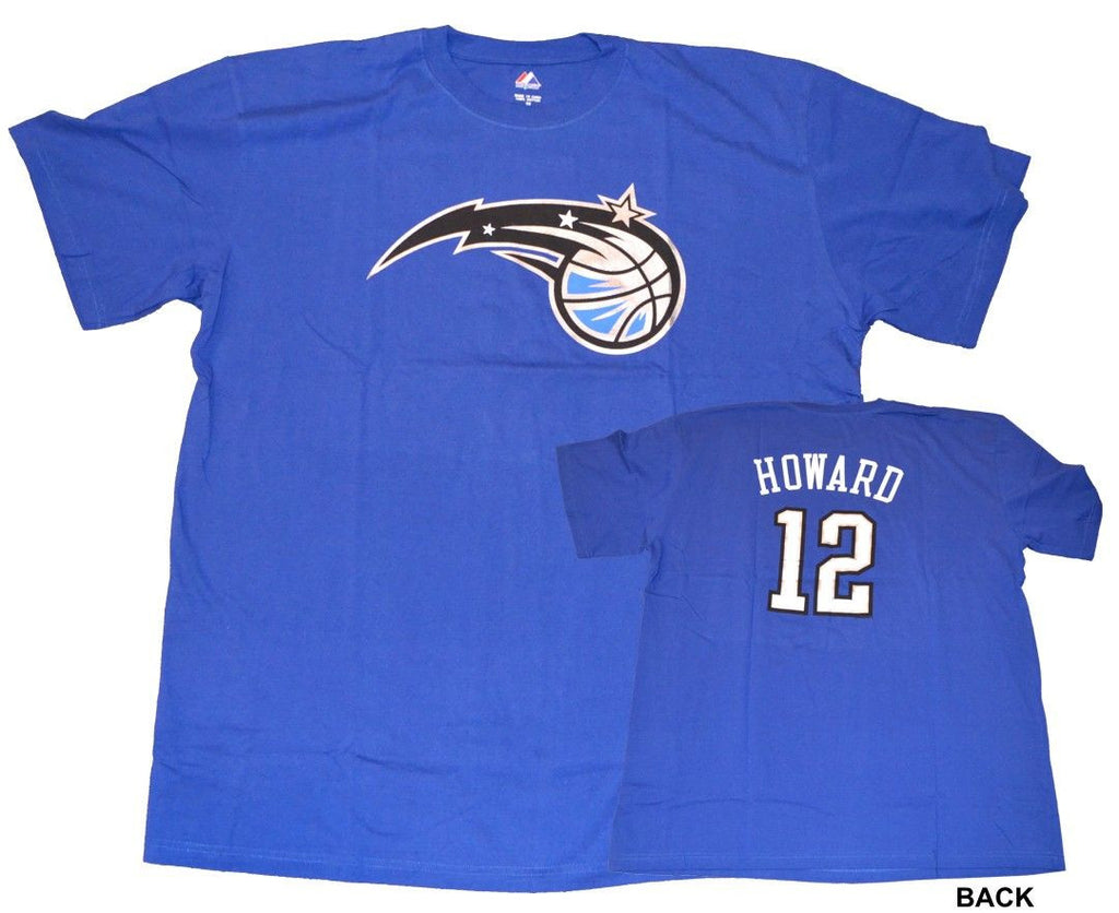 Majestic Magic Dwight Howard Big Man Tee Shirt