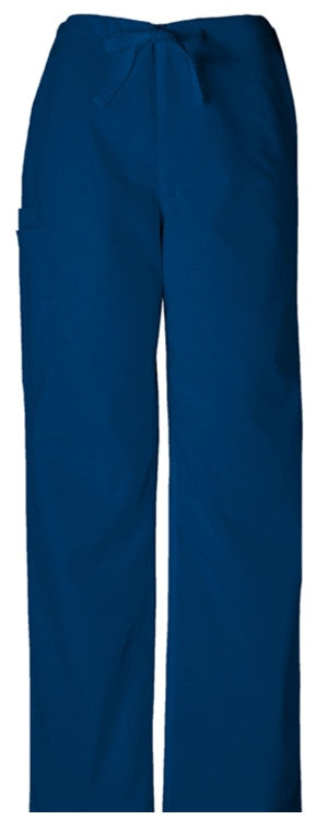 Famous Maker Big Cargo Scrub Pants-5
