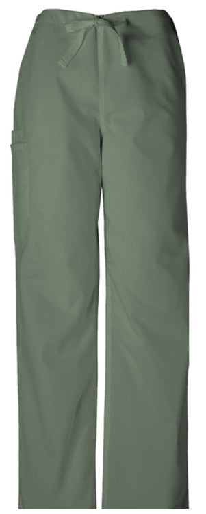 Famous Maker Big Cargo Scrub Pants-4