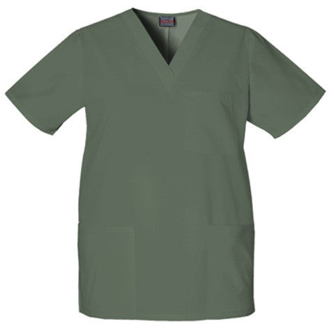Famous Maker Big Scrub Tops-4