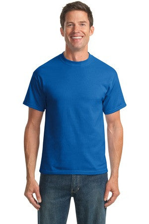 Port & Company 50/50 Poly/Cotton Tee-1