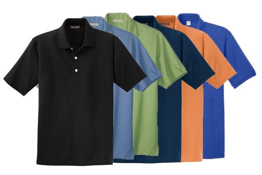 Men's Assorted Big Size Polo Shirts (2Pc)