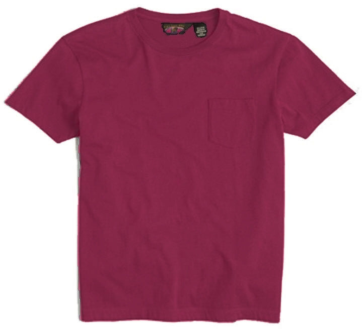 Falcon Bay Big Man Soft Cotton Pocket Tee Shirt-5