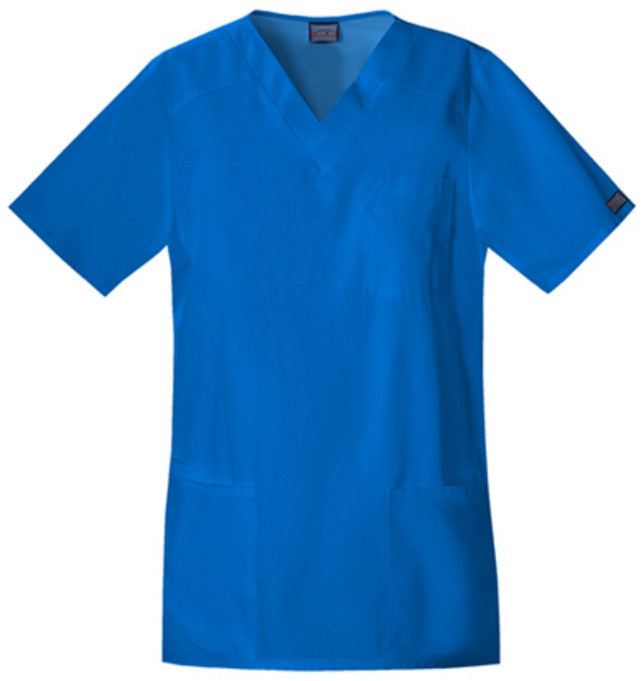 Famous Maker Tall Scrub Tops-4