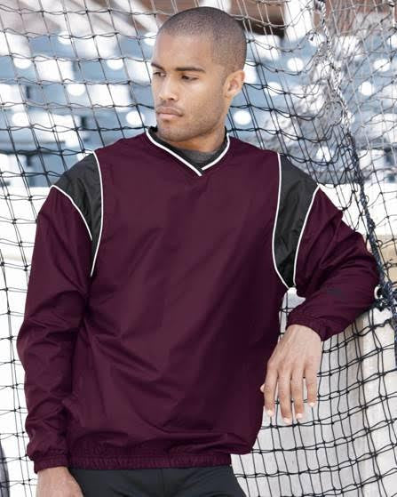 Rawlings 2 Tone 100% Poly Windshirt Closeout