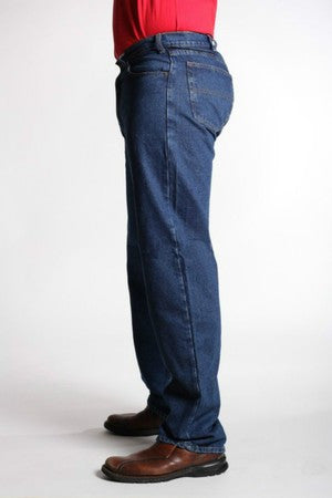 Grand River Men's Blue Classic Jean-2