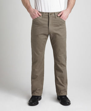 Grand River Lightweight Khaki Stretch Twill Pant