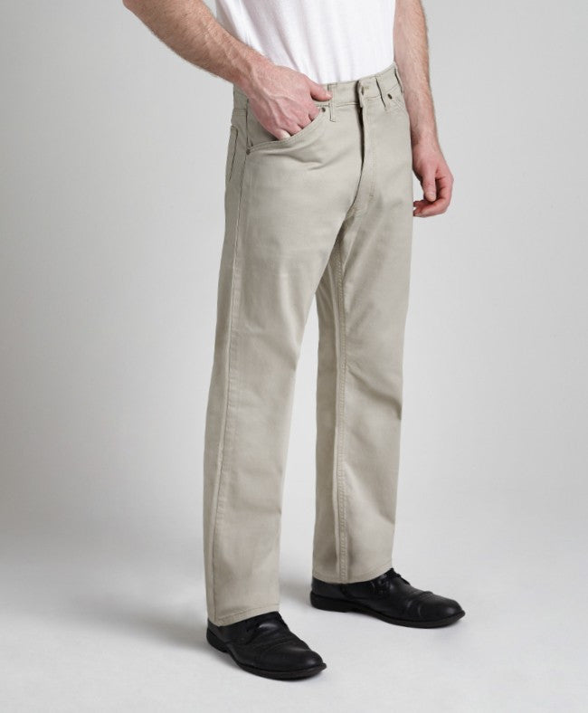 Grand River Lightweight Stone Stretch Twill Pant-2