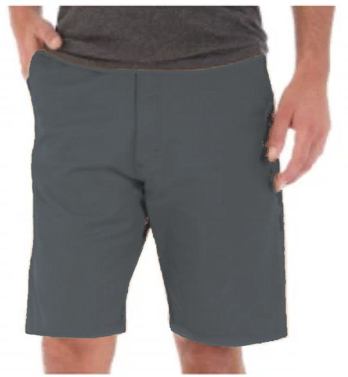 Full Blue Brand Men's Flat Front Stretch Twill Short-3