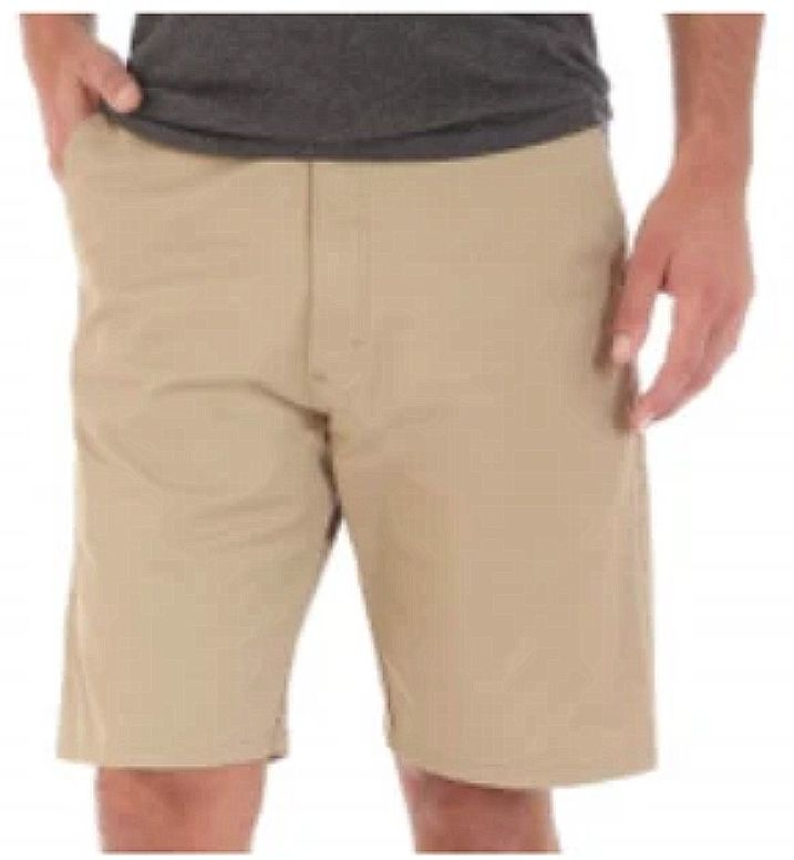 Full Blue Brand Men's Flat Front Stretch Twill Short-1