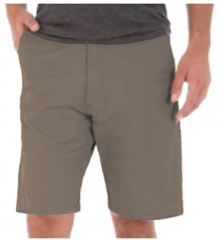 Full Blue Brand Men's Flat Front Stretch Twill Short-4