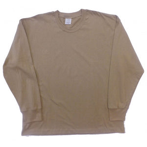 Sovereign USA 100% Cotton Long Sleeve Tee