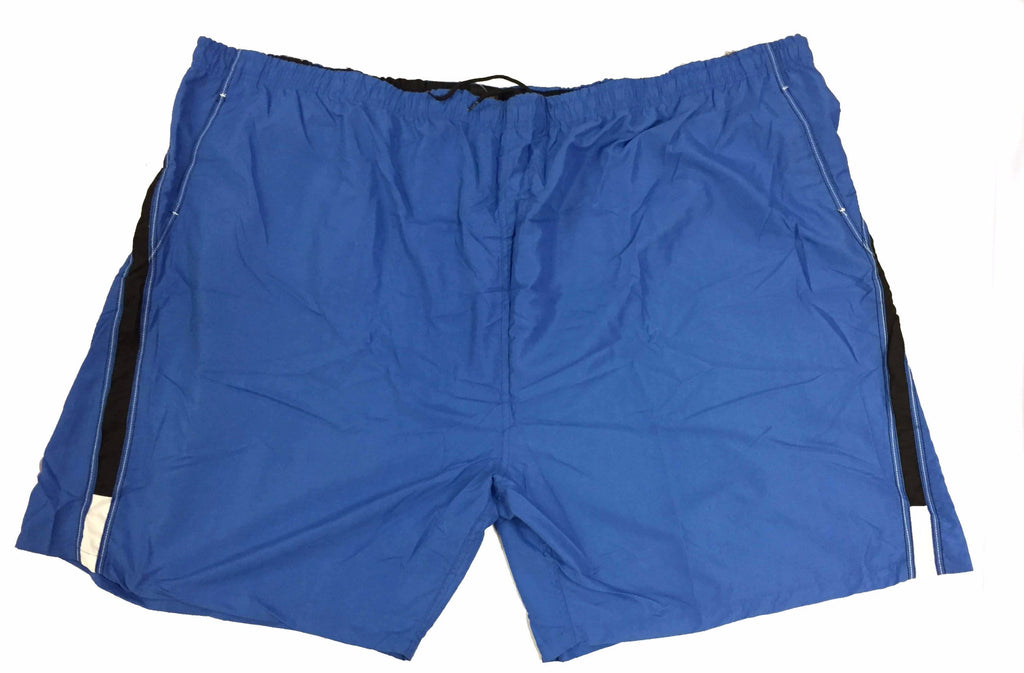 Falcon Bay Contrasting Stripe Swim Short-1