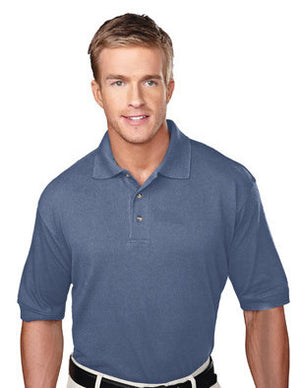 Tri-Mountain Men's 7oz 60/40 Polo Shirt