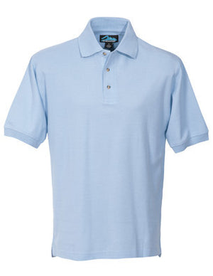 Tri-Mountain Men's 8.2oz Cotton Pique Polo Shirt