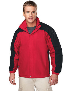 Tri-Mountain Ripstop Nylon Jacket