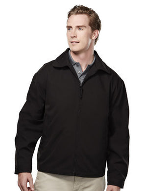 Tri-Mountain Nylon Lined Twill Jacket