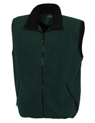 Tri-Mountain Men's Panda Fleece Vest-1