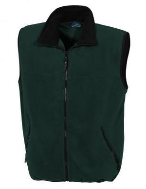 Tri-Mountain Men's Panda Fleece Vest