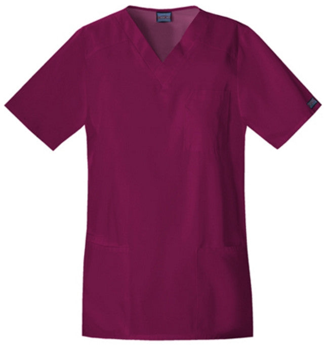 Famous Maker Tall Scrub Tops-7