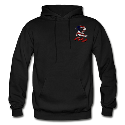 Shadow of the Eagle Hoodie - black