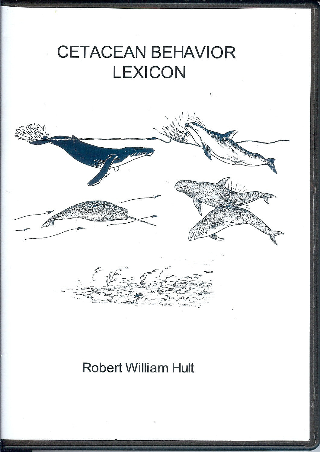 Cetacean Behavior Lexicon