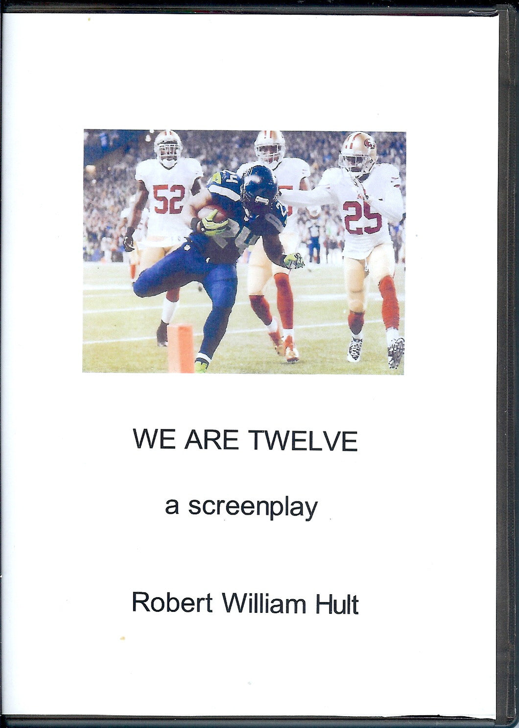 Z Screenplay:  We Are Twelve