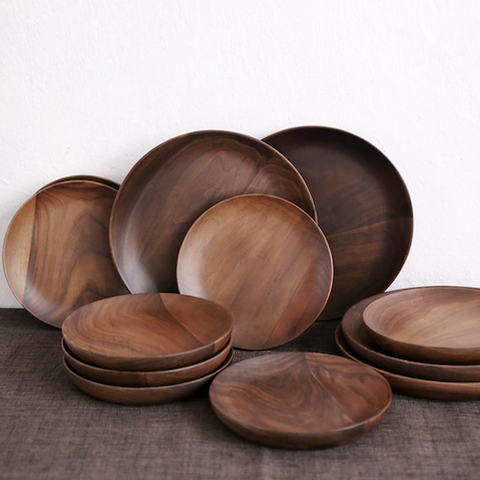 The Walnut Plates