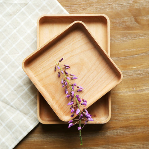 The Zakka Trays Set