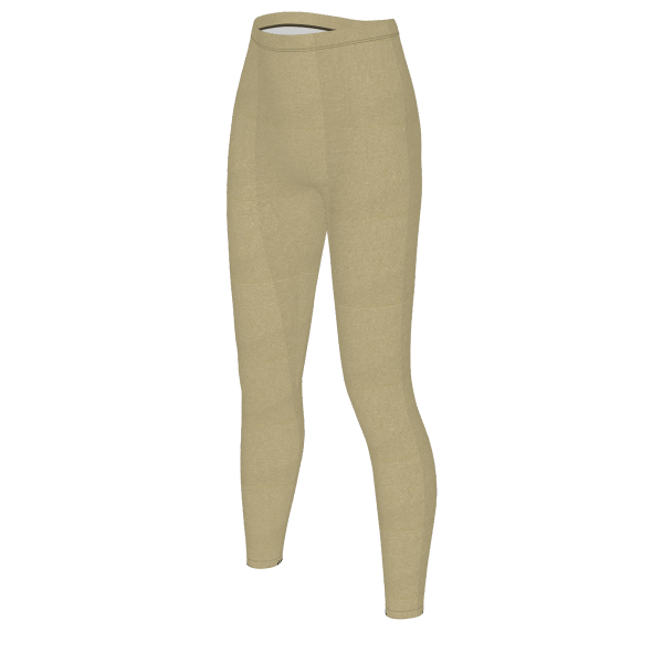 khaki leggings quarter