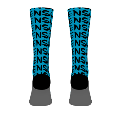 enso pacific socks rear