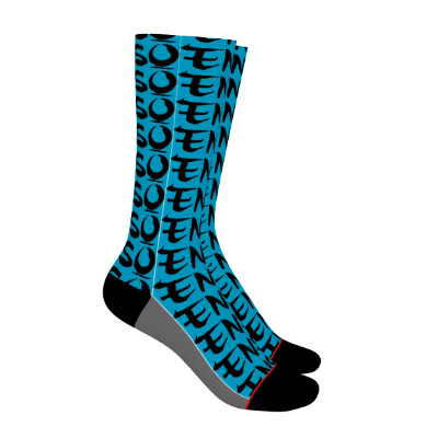 enso pacific socks right