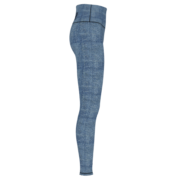 enso yoga jeans right