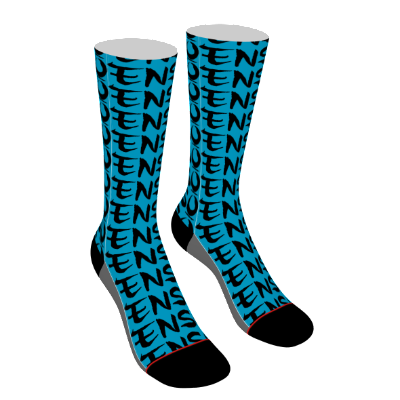 enso pacific socks q