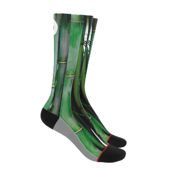 Bamboo Forest Socks - Enso