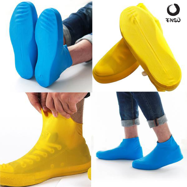 Enso Anti-skid Waterproof Reusable Shoe & Boots Cover