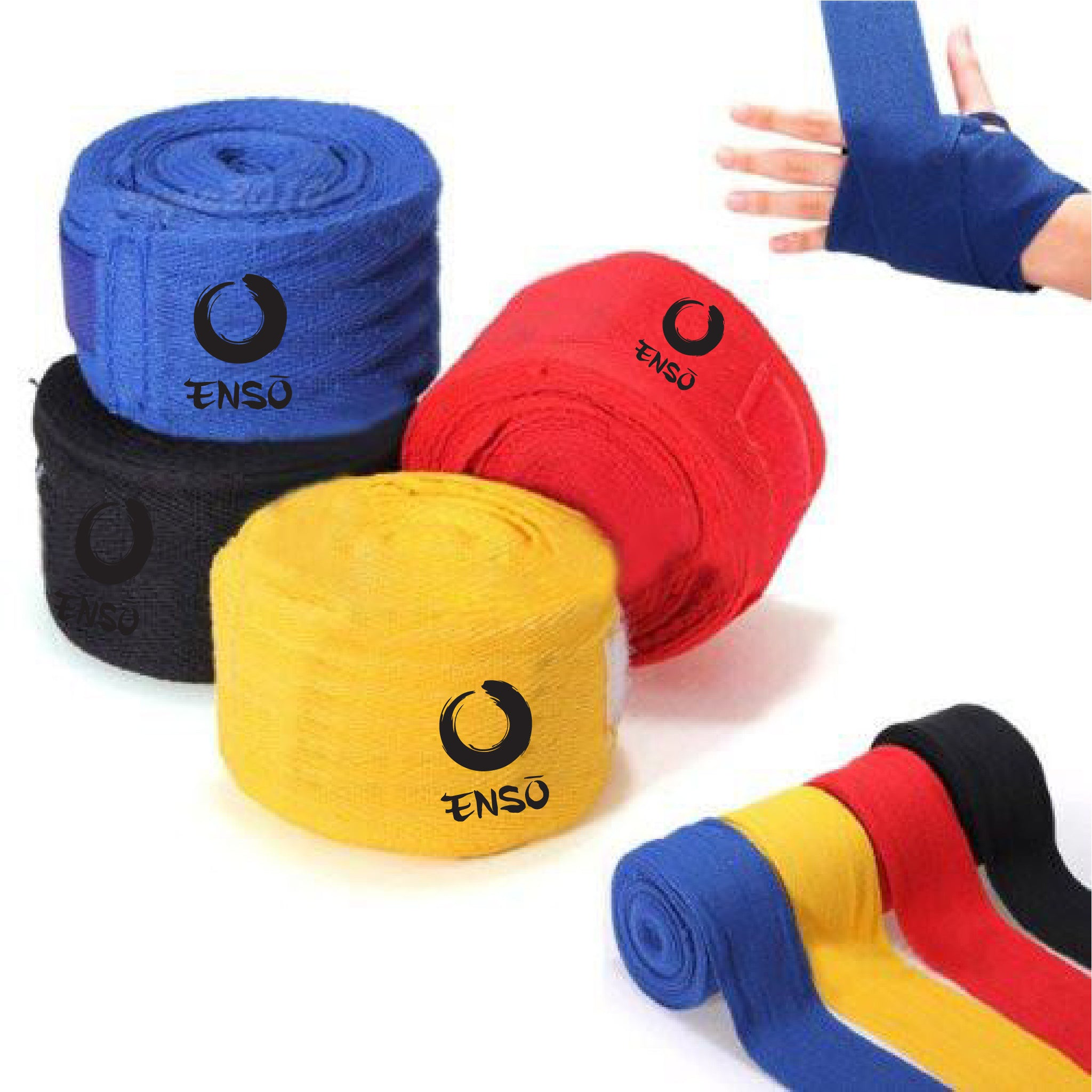 Enso Bandage Guard Supportive Wraps & Gussets
