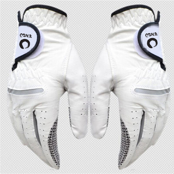 Breathable Nonslip Leather Sports Gloves