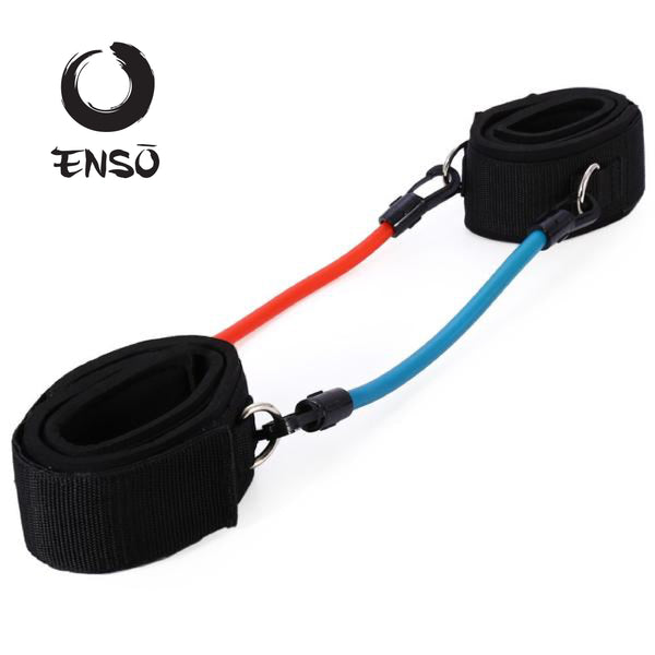 enso adjustable ankle bands front