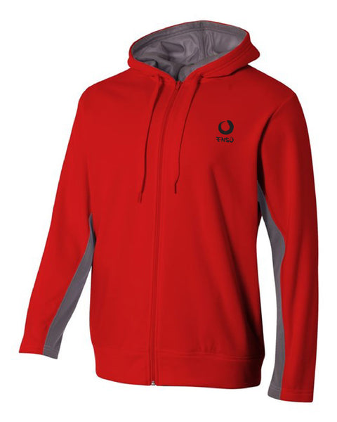 enso padded jackets red