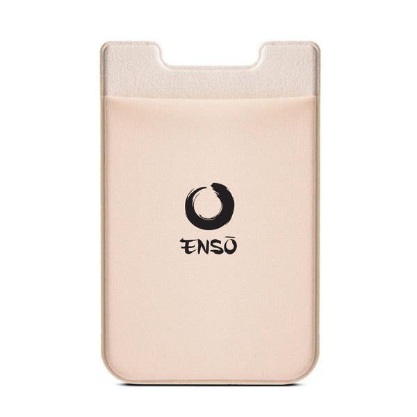 enso adhesive stick on pocket gold