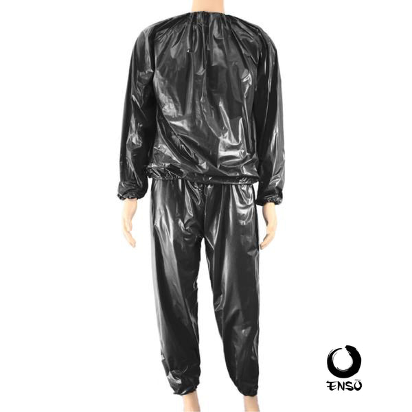 Enso Heavy Duty Waterproof Rain, Sweat & Athletic Suits